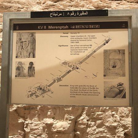 Tomb of Merenptah
