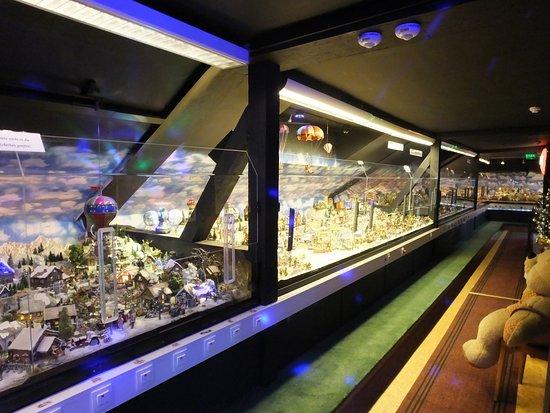 Achenseer Museumswelt: Espace des fêtes foraines