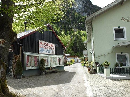 Achenseer Museumswelt: Entrée du musée