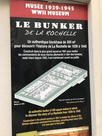 Le Bunker de La Rochelle : Bunker