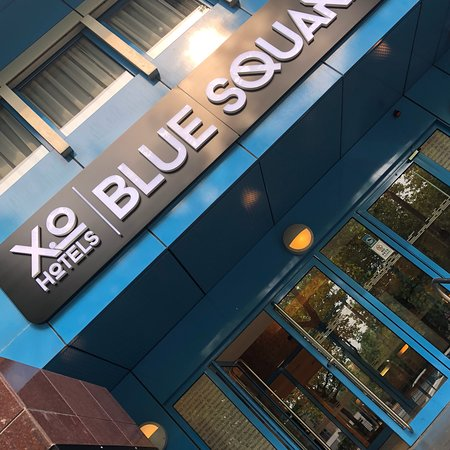 XO Hotels Blue Square Photo
