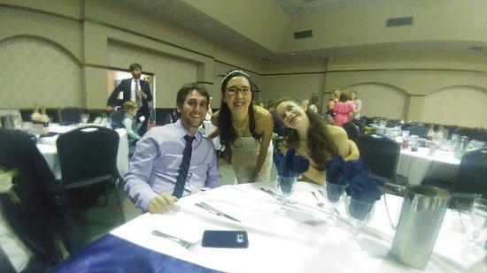 Potawatomi Inn and Conference Center: Raia and Jeff's Gorgeous wedding at Potawatomi Inn