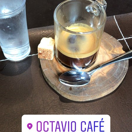 Bilde fra Octavio Cafe
