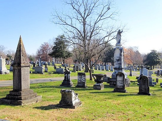 Winchester, KY: cemetery