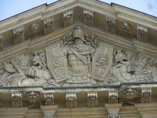 Μουσείο του Λούβρου: Aile Rohan - Trophées d'Armes