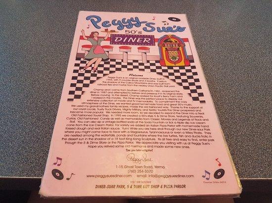 Peggy Sue's 50's Diner Φωτογραφία