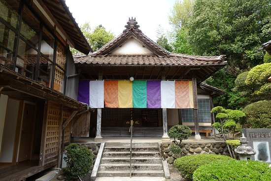 Naritasan Seiryuji Temple