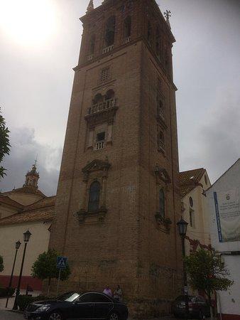 San Pedro Church: The Bell Tower Again