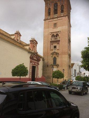 San Pedro Church: The Bell Tower