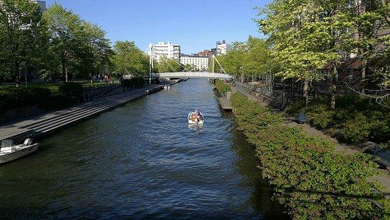 Ruoholahti Canal