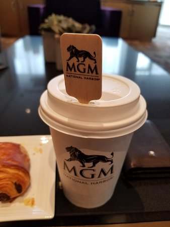 MGM National Harbor: Breakfast for VIP