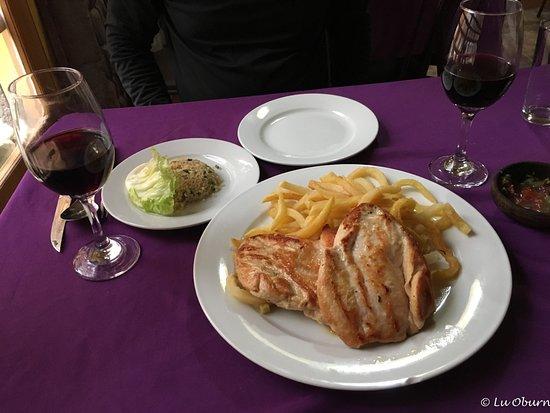 Las Delicias de Carmen: Yummy chicken dish!