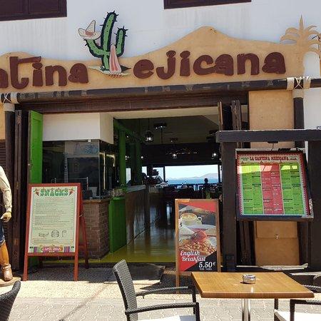La Cantina Mejicana ภาพถ่าย