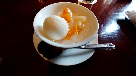 Chinese Restaurant Koromu: ランチコース(デザート)