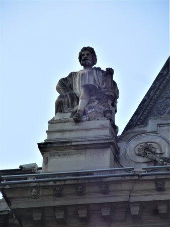 Μουσείο του Λούβρου: Pavillon Daru - Le Travail manuel