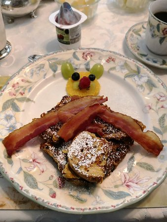 Greystone Bed & Breakfast: breakfast may 2018