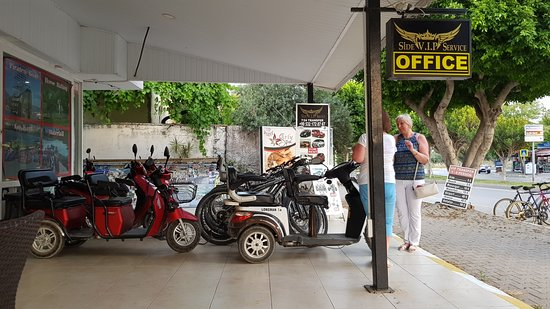 Side Luxury Travel Agency: All Rent Electric Bike, Scooter And Car Best  Price In