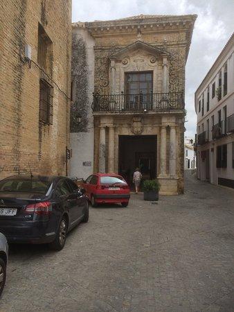 Museo de la Ciudad: The Entrance