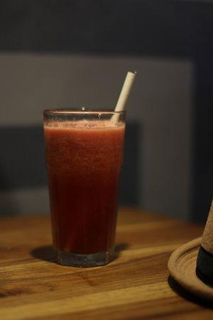 Mediterranea Restaurant: juice