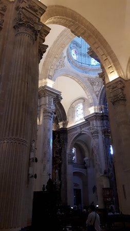 Iglesia Colegial del Salvador: Interno