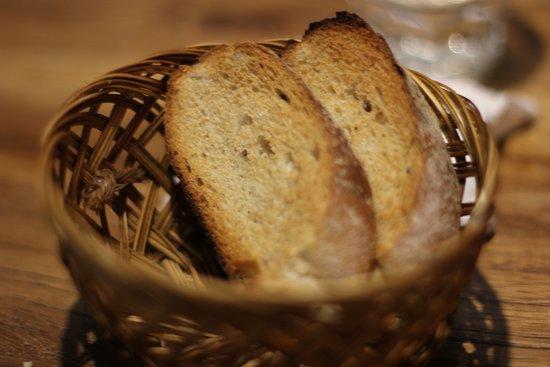Mediterranea Restaurant: breads