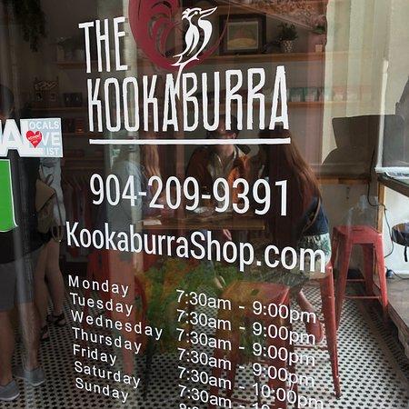 The Kookaburra: Kooks on!!