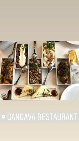 Gangava Restaurant Resmi