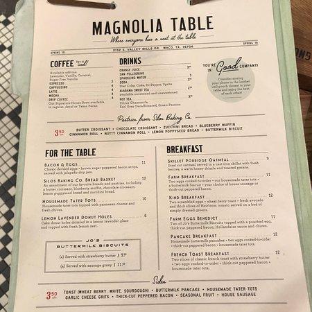 Magnolia Table照片
