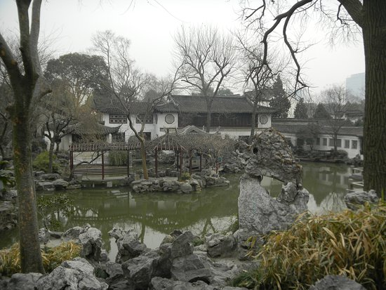 China Highlights Suzhou: Cartoline da Suzhou, Cina