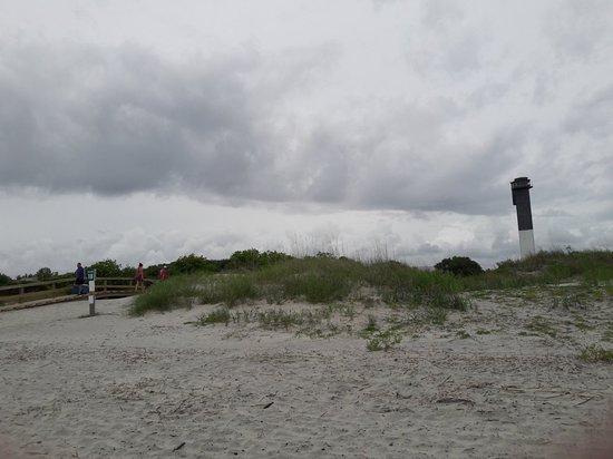 Sullivan's Island Beach照片