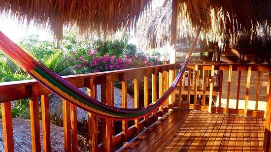Balcony - Picture of Las Cabanas Magicas, San Agustinillo - Tripadvisor