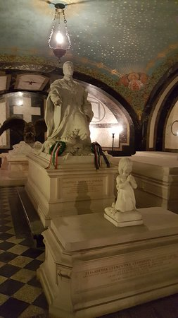 A Habsburg Nadori Kripta
