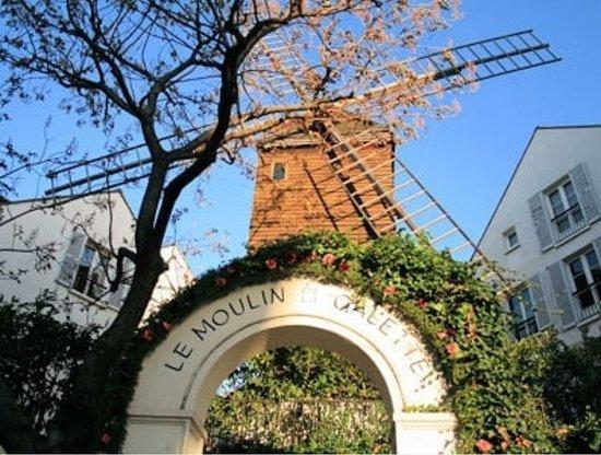 Le Moulin de la galette Φωτογραφία