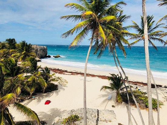 Bottom Bay, Barbados: and 5 min