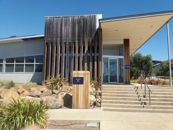 Buangor, Australia: Mount Langi Girham - Cellar door