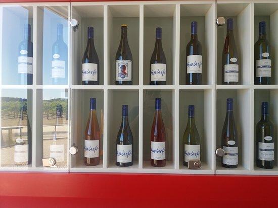 Buangor, Australia: Mount Langi Girham - tasty wines