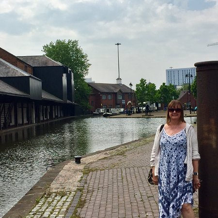 Coventry Canal Basin Photo