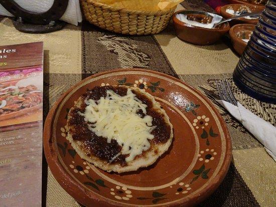 El Quelite, المكسيك: Appetizer