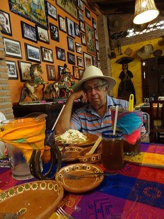 El Quelite, Mexico: el meson de los laureanos
