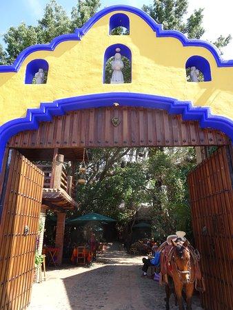 El Quelite, المكسيك: el meson de los laureanos