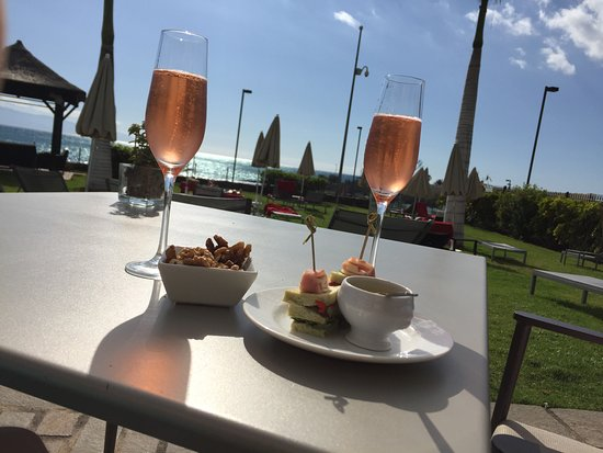RedLevel at Gran Melia Palacio de Isora: Happy hour