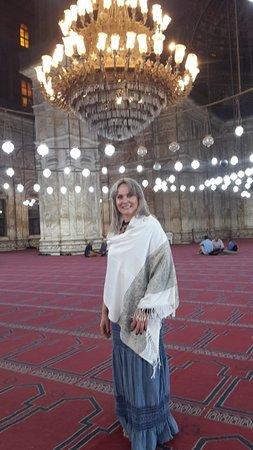 Mosque of Muhammad Ali – fénykép