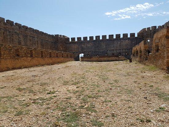 Φρούριο Φραγκοκάστελλο: Frangokastello