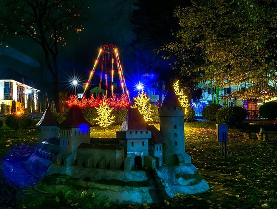 Grodno City Amusement Park