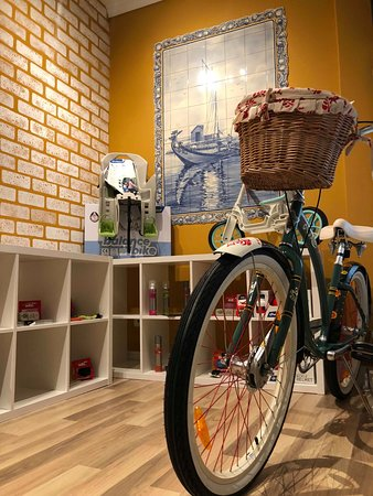 ‪Biclaria - Bike Rental & Tours‬
