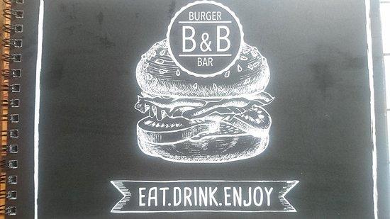 B&B Burger and Bar: Food