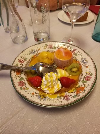 Konigsfeld, Germany: Dessert