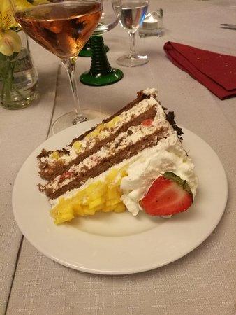 Konigsfeld, Alemanha: Dessert