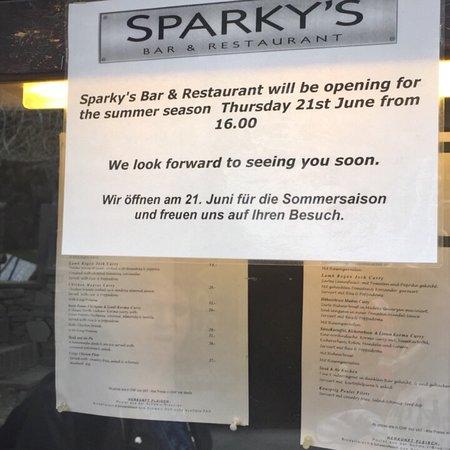 Sparky's Bar & Restaurant: 🤷♂️🤷♂️👹👹😡😡😡🤬🤬🤬