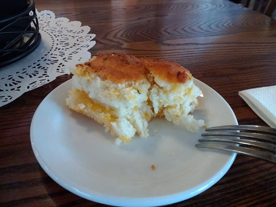 Lady & Sons: cheddar biscuit